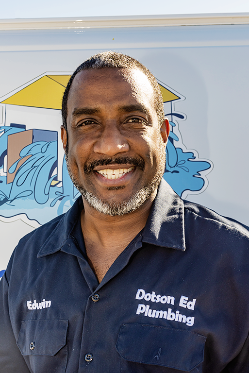 Ed Dotson Houston TX plumber